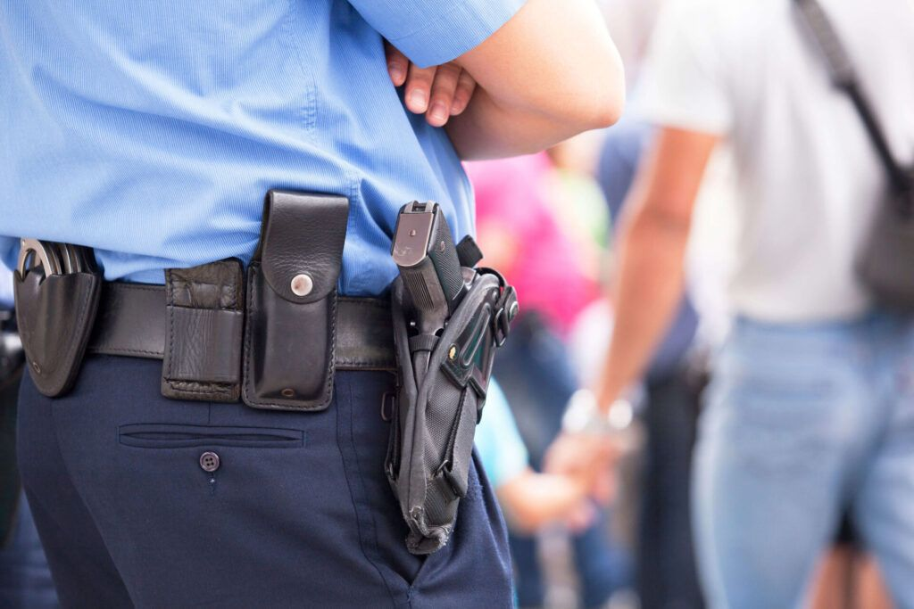 Oposición de Policía Nacional escala básica