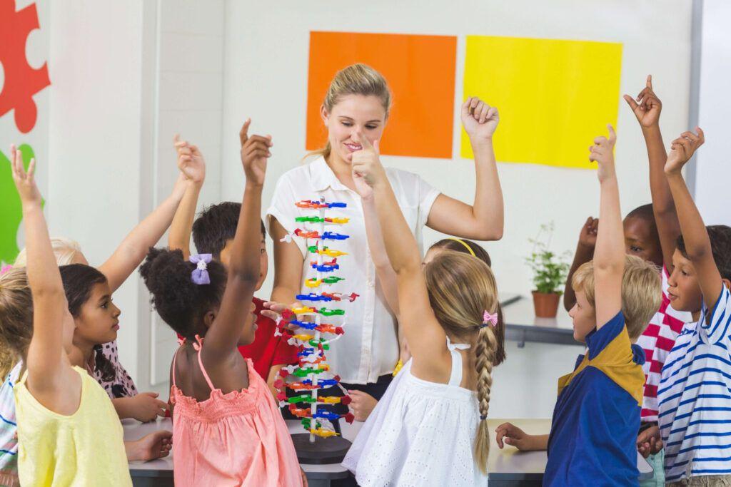 Curso de Programación y Unidades didácticas de educación infantil