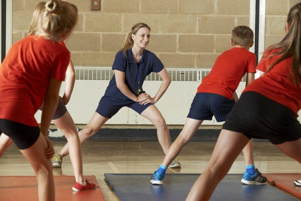 Oposición de Maestro de educación física